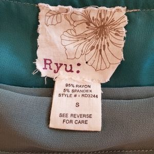 Ryu Dresses - Ryu: Drop Waist Bubble Dress